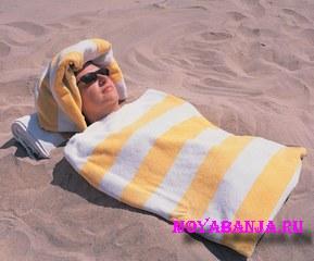 Песочная баня
