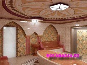 Хамам. Турецкая или арабская баня