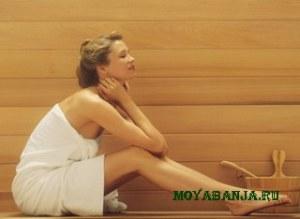 Самомассаж в условиях бани
