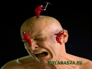 Почему после бани болит голова?