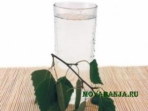 Напитки с березовым соком