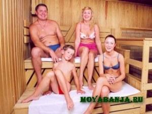 Лечение угревой сыпи в бане