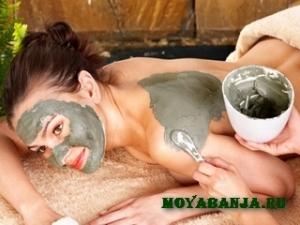 Банные маски
