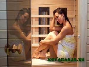 Косметический эффект сауны