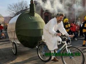 Баня –велосипед