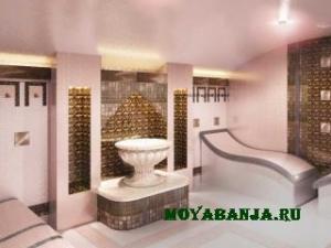 Домашняя турецкая баня, нюансы строительства