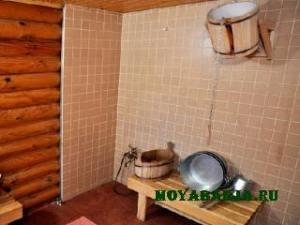 Правильная облицовка плиткой стен в бане
