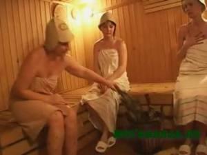 Осеннюю депрессию изгонит баня!