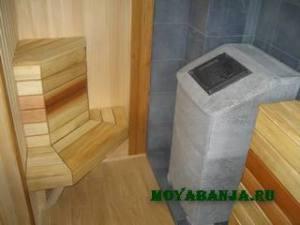 Печи из талькохлорита (Мыльного камня), описание материала, применение