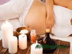Баня во время беременности