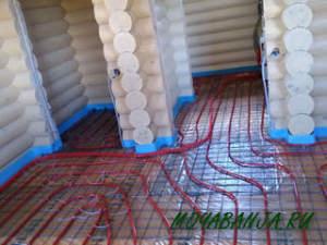 Варианты отопления в бане – технологии, оборудование