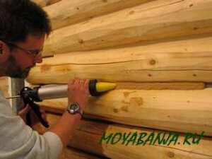 Советы экспертов по теплоизоляции деревянной бани
