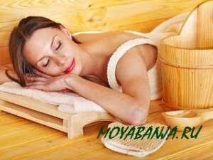 Баня и регулярное оздоровление состояния волос